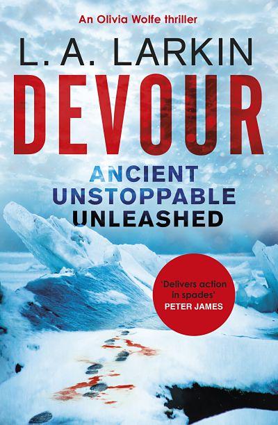 Devour Book Cover - By L.A. Larkin