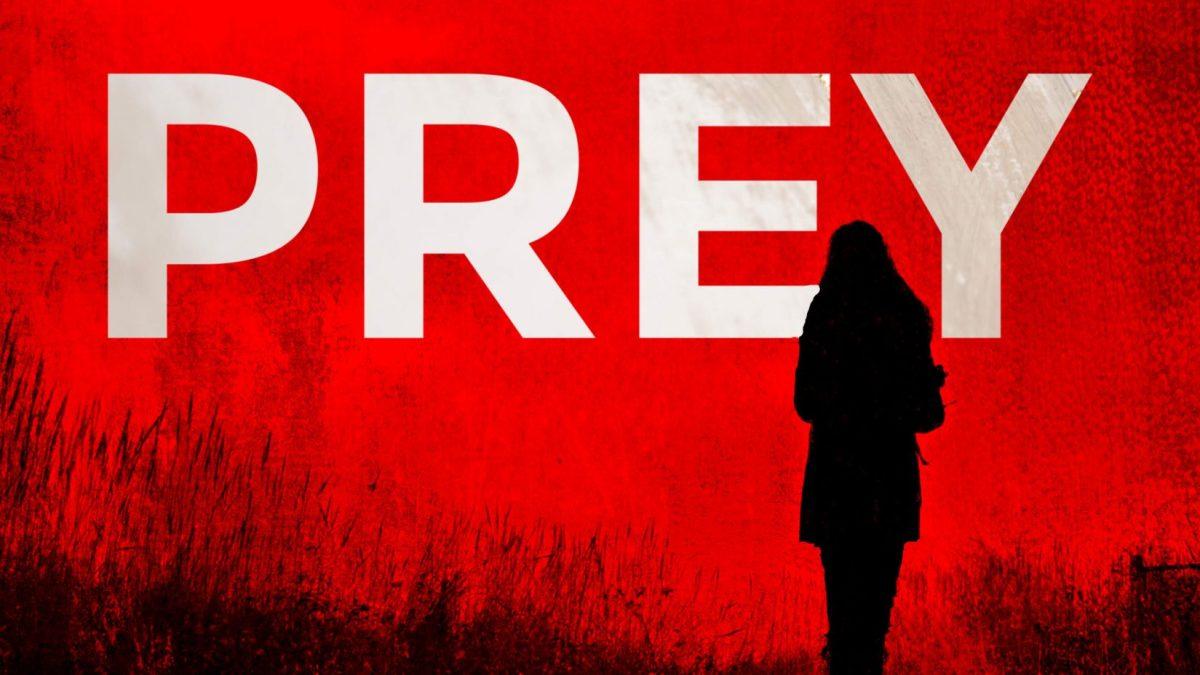 PREY - ANZ front cover - by L.A. Larkin